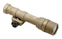 SUREFIRE M600U Scout Light Rifle/Carbine 1000 Lumens White LED Tan Anodized Aluminum Gun Light (M600U-Z68-TN)
