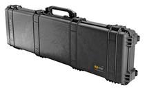 PELICAN Protector Long Case 53in Black Polypropylene Rifle w/Wheels (1750000110)