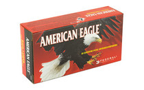 FEDERAL American Eagle 9mm 115 Grain 50rd Box of Full Metal Jacket Centerfire Rifle Ammunition (AE9DP)