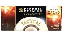 FEDERAL LE Tactical 223REM 55Gr Hi-Shok 20Rd Box of Soft Point Rifle Ammunition (T223A)