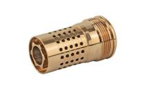 Q Cherry Bomb 9mm Copper Muzzle Break (CB-9MM-1/2-28)