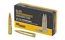 SIG SAUER Elite Ball 20 Round Box Ammo