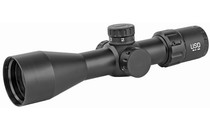 US OPTICS TS Series 3-12x44mm 30mm FFP 1/10 Mil Adjustments MIL Hungting Reticle Rifle Scope (TS-12X MHR)