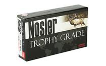 NOSLER 308 WIN 165 Grain AccuBond 20 Round Box of Rifle Ammunition (60049)