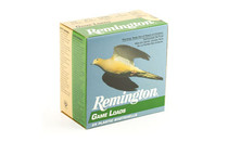 REMINGTON Game Load 12 Gauge 2.75in 25rd Box of #7.5 3.25 Dr 1 oz. Shot Shotshells (20030)