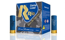 RIO Top Game High Velocity 12 Gauge 25rd Box of 2 3/4in #6 Shotshell (TGHV366)