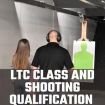 LTC - COMPLETE CLASS AND SHOOTING QUALIFICATION