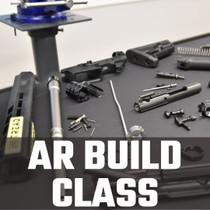 SPECIALTY CLASSES - AR RIFLE BUILD CLASS