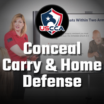 USCCA - CONCEALED CARRY AND HOME DEFENSE SERIES