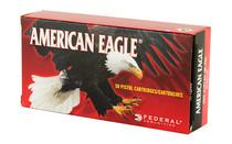 FEDERAL American Eagle 380ACP 95Gr 50Rd Box of Full Metal Jacket Ammunition (AE380AP)