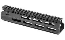 BRAVO COMPANY 8in M-LOK Compatible Modular Rail MCMR for AR Rifles (BCM-MCMR-8-556-BLK)