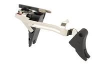 ZEV TECHNOLOGIES Pro Curved Drop-In Trigger Kit Fits Gen 4 Glock 9mm (CFT-PRO-DRP-4G9-B-B)