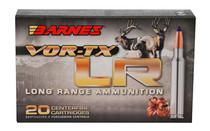 BARNES VOR-TX LR 6.5 Creedmoor 127 Grain 20rd Box of LRX Rifle Ammunition (28986)