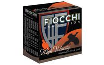FIOCCHI High Velocity 12 Gauge 2.75in 1 1/4 oz 7.5 Shot 25rd Box of Bird Shot Shotshells (12HV75)