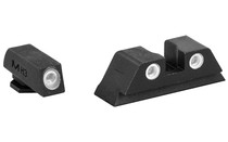 MEPROLIGHT Glock Tru-Dot Sight Green/Orange (0102243301)