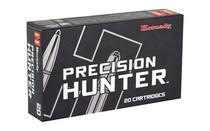 HORNADY Precision Hunter .308 Win 178 Grain 20rd Box of EDL-X Rifle Ammunition (80994)