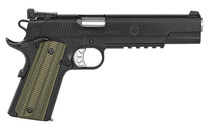 SPRINGFIELD TRP 1911 10mm 6in 8rd x2Mags G10 Grips Tritium Night Sights Pistol (PC9610L18)