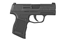 SIG P365 9mm Semi-Auto 3.1in 10rd x2 Mags X-Ray 3 Day-Night Sights Sub-Compact Pistol (365-9-BXR3)