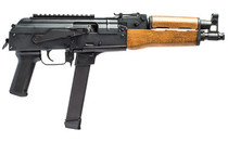 CENTURY ARMS Draco NAK9 9mm Semi-Auto 11.14in 33rd KCI Glock Style Mag AKM Pistol (HG3736-N)