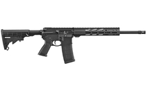 RUGER AR556 223Rem 5.56 NATO 16.1in Barrel 30rd Mag 6 Position Stock M-LOK Handguard Semi-automatic AR Rifle (8529)