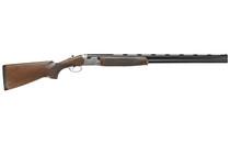BERETTA 686 Silver Pigeon | 12 GA 28in Barrels Optima Bore HP Chokes Schnabel Forend Walnut Stock Blued Floral Engraved Receiver Shotgun (J686FJ8)