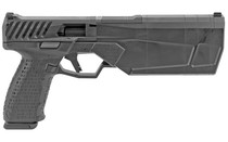 SILENCERCO MAXIM 9MM Semi-Auto Black Finish Integrally Suppressed Pistol (MAXIM9)