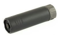 SUREFIRE 2nd Gen SOCOM Mini 5.56MM Black Finish End Mount Fast Attach Rifle Suppressor (SOCOM556-MINI2-BK)