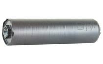 QLL HALF NELSON 762NATO 300Blk 300Win, 6.85in Titanium Black Finish Rifle Suppressor (WIL-HN-DT-762)