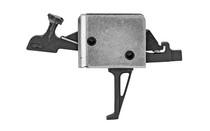 CMC TRIGGERS Flat 2 Stage Small Pin Black Finish Trigger (92504)