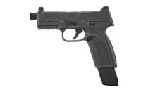 "FN FN-509 Tactical 9mm 4.5"" Threaded Barrel 2x Mags 24Rd Semi-Automatic Striker Fired Pistol w/ Night Sights (66-100375)"