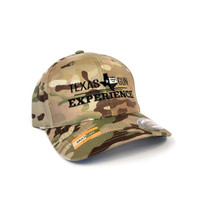 TGE Branded Multicam Green Large/Xtra Large Flex Fit Hat (TGEFLXMCGLXL)