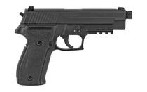 SIG SAUER P226 CO2 .177 Caliber 16rd Metal Frame and Slide Black Semi Auto Air Pistol (AIR-226F-177-12G-16-BLK)