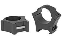 SIG SAUER Alpha Hunting 1in Steel Black Med Scope Rings Set (SOA10007)