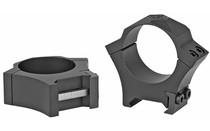SIG SAUER Alpha Hunting 30mm Steel Black Med Scope Rings Set (SOA10004)