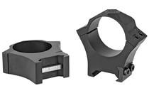 SIG SAUER Alpha Hunting 30mm Steel Black High Scope Rings Set (SOA10005)