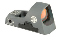 SIG SAUER Romeo3 1x25mm 3 MOA Red Dot 1.0 MOA Adj M1913 Mount Reflex Sight (SOR31002)