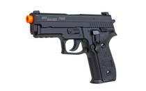 SIG SAUER Proforce P229 6mm 4.75in 25rd Green GAS Power Source Black Airsoft Gun (AIR-PF-229)