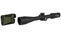 SIG SAUER BDX Combo Kit, KILO2400 Laser Rangefinder and SIERRA3 6.5-20x52mm BDX-R1 Digital Reticle Riflescope Combo (SOK24BDX01)