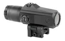 SIG SAUER Juliet6 6x 24mm Objective Powercam Flip To Side Quick Release Picatinny Rail Mount Aluminum Housing Black Magnifier (SOJ61001)