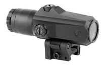 SIG SAUER Juliet6 6x 24mm Objective Powercam Flip To Side Quick Release Picatinny Rail Mount Aluminum Housing Black Magnifier (SOJ61001)