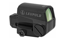 LEUPOLD Carbine Optic LCO 1 MOA Red Dot Aluminum Matte Black Reflex Sight (119691)