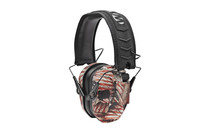WALKERS Razor Slim American Flag Electronic Ear Muffs (GWP-RESM-BARM)