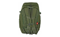 VERTX Gamut Overland 420D FFD Oxford 420D Cross R and S Canopy Green Backpack (VTX5022)