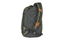 VERTX Commuter Sling 2.0 500D Cordura 210x330 Box Rip It's Black Sling Bag (VTX5011)