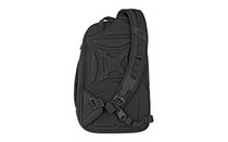 VERTX Commuter Sling 2.0 Poly 600D Melange-X Poly 600D Melange-X Heather Navy Sling Bag (VTX5011)