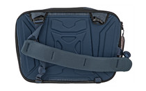 VERTX Dead Letter Sling Poly 600D Melange-X Poly 1200D Galaxy FM Heather Navy and Galaxy Black Sling Bag (VTX5008)