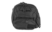 VERTX Essential 2.0 Poly 600D Melange X Poly 1200 D Galaxy FM Black Sling Bag
