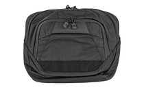 VERTX Tourist Sling 500D Cordura 210x330 Box Rip It's Black Sling Bag (VTX5085)