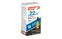 AGUILA 22LR 38 Grain 50 Round Box of Subsonic High Velocity Hollow Point Rimfire Ammunition (1B222268)