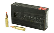 HORNADY Black 6.8 SPC 110 Grain 20 Round Box of V-Max Rifle Ammunition (83464)